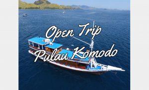 open trip pulau komodo 3 hari 2 malam